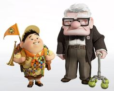 """Sharing Pixar's Rules of Storytelling"""