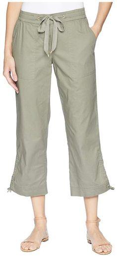 37a4d79bfc8 Jones New York Patch Pocket w  Outseam Hem Detail Pants. Women s  CasualCasual ...
