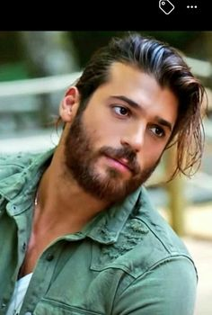 99 Amazing Actors with Long Hairstyles to Copy, Wow Hes to Beautiful I Love Long Hair On Men, 35 Incredible Long Hairstyles & Haircuts for Men, the Best Celebrity Inspired Side Bang Haircuts, Johnny Depp In Side Bang Haircuts, Haircuts For Men, Beautiful Men Faces, Gorgeous Men, Turkish Men, Turkish Actors, Beard Lover, Inspirational Celebrities, Hot Actors