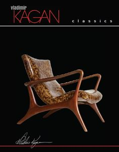 An interview with Vladimir Kagan – Classic Kagan furniture designs being handcrafted again - Retro Renovation