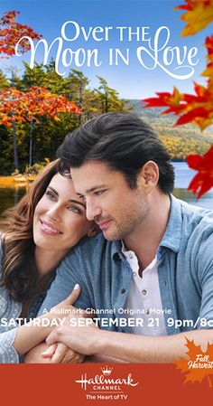 Its a Wonderful Movie - Your Guide to Family and Christmas Movies on TV: Over the Moon in Love - a Hallmark Channel Fall Harvest Movie starring Jessica Lowndes & Wes Brown! Family Christmas Movies, Hallmark Christmas Movies, Hallmark Movies, Family Movies, Hallmark Romantic Movies, Holiday Movies, Wes Brown, Hallmark Channel, Disney Channel