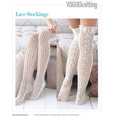 Lace strømper
