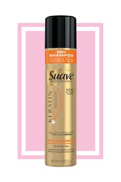 Suave Professionals Keratin Infusion Dry Shampoo