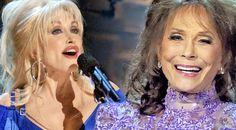 Country Music Lyrics - Quotes - Songs Loretta lynn - Dolly Parton