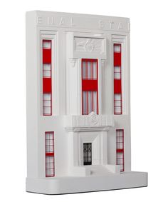 Arsenal Stadium Architectural Model By Chisel & Mouse