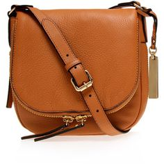 Bailey Crossbody1 Vince Camuto Tan