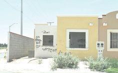 Infonavit remata casas abandonadas