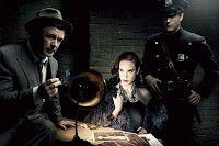 Film Noir : Vanity Fair 2007 | Alec Baldwin, Jennifer Connelly, Aaron Eckhart