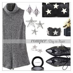 """Stars in the night"" by simona-altobelli ❤ liked on Polyvore featuring Dolce&Gabbana, STELLA McCARTNEY, MAC Cosmetics, Marc Jacobs, Givenchy and Elise Dray"