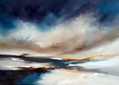 "Saatchi Art Artist Alison Johnson; Painting, ""The Dawning"" #art"