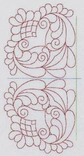These are original Embroidery machine quilting designs. Embroidery Hearts, Embroidery Patterns, Quilt Patterns, Longarm Quilting, Free Motion Quilting, Braided Rag Rugs, Hand Quilting Designs, Whole Cloth Quilts, Jute Crafts