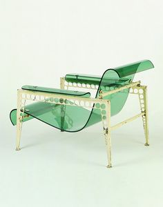 garden chair by jean prouve 1937