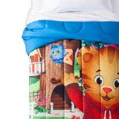 Daniel Tiger's Neighborhood® Blue Comforter (Twin)