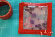 赤ちゃんの知育玩具をハンドメイド!「センサリーバッグ」の作り方 | qufour(クフール)