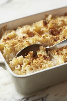 Lighter Macaroni and Cheese Recipe by Giada De Laurentiis