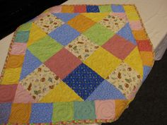 Sunshine in the Attic: Baby Quilts