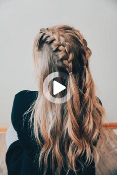 45 Attractive And Time Saver Hairstyle Ideas For You Back To School - Page 3 of Cute Hairstyles For Medium Hair, Cute Hairstyles For Short Hair, Quick Hairstyles, Braided Hairstyles, Braided Locs, Hairstyles Men, Short Hair Styles Easy, Medium Hair Styles, Curly Hair Styles