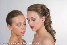 fotoshoot bruidsmake-up en haar