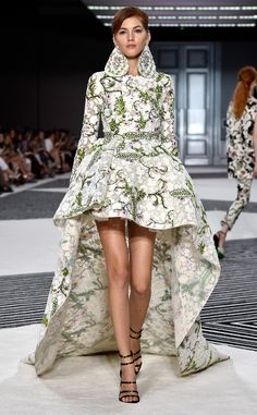 Georges Hobeika from Best Looks from Paris Haute Couture Fashion Week Fall 2015 | E! Online