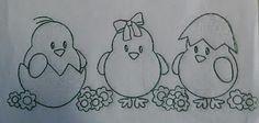 .hatching baby chicks