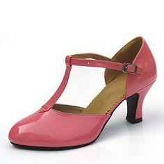 Stylish Women's Patent Leather Modern / Ballroom Dance Shoes(More Colors - comes in light blue) – USD $ 19.99 at lightinthebox.com
