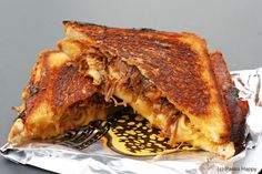 40 Amazing Grilled Cheese Sandwich Recipes