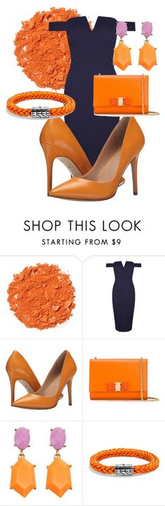 """""""Ka pow"""" by frosted-tree ❤ liked on Polyvore featuring Illamasqua, Charles by Charles David, Salvatore Ferragamo and John Hardy"""