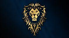 Download Warcraft Alliance Logo Wallpaper 1920x1080