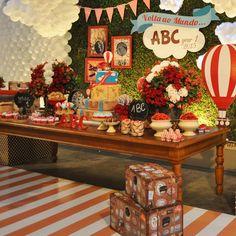 """""""A proposta era um ABC nada comum, diferente de todos!! ABC da Maple Bear!! ❤️ #liviamartinsfestas"""""""