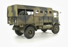 AEC Matador Cardboard Model, Old Hospital, Truck Scales, Making A Model, Model Tanks, Army Soldier, Mechanical Engineering, Car Wheels, Model Kits