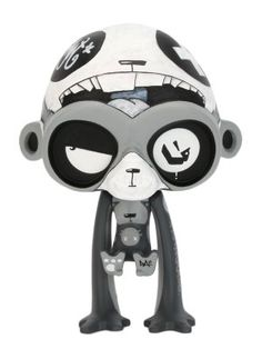 toycutter: Custom vinyl toys on sale at The Dirty Cream