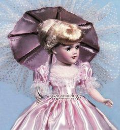 "Mary Hoyer 14"" Dolly Madison Dress Pattern RARE Vintage"