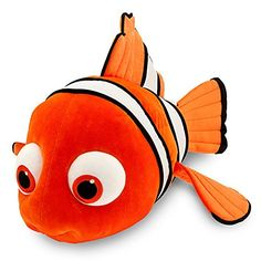 "Disney Finding Nemo 28"" Plush Disney http://www.amazon.com/dp/B000VMMCUI/ref=cm_sw_r_pi_dp_thy9vb08MYTKC"