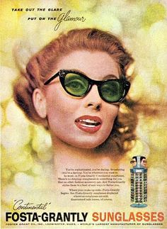 be5c0b34cb0 Suzy Parker for Fosta-Grantly Sunglasses
