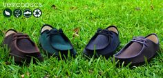 Vesica Piscis Footwear: Google+