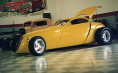 Hot Rods - Boyd Coddington this is what im talking about!