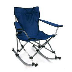 Rock-n-roll Portable Folding Rocking Chairs