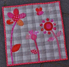 The Down Under Doll Quilt