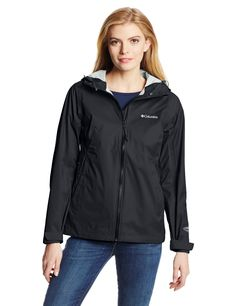 Amazon.com: Columbia Sportswear Women's Evapouration Jacket: Clothing $72