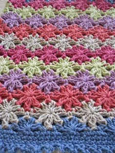 Crochet stitch by Cloud9
