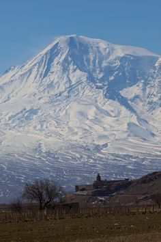 Mount Ararat | Armenia (by Gerhard Korts) http://www.travelbrochures.org/256/asia/travel-armenia
