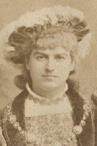 """Princess Ida,"" Henry Bracy as Prince Hilarion, 1884, original production."