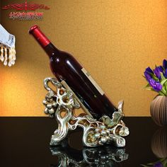 Find More Figurines & Miniatures Information about 2016 Promotion Manufacturer Direct Sales Of Home Decoration Accessories Style Resin Craft Wine Rack Gifts ,High Quality gifts and decorations,China decorating gift jars Suppliers, Cheap gift decorative accessories from Wooden box / crafts Store on Aliexpress.com