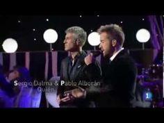 """Sergio Dalma y Pablo Alborán_ Especial de Navidad """"Quien"""""""