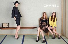 Download Chanel Spring Summer 2013 Karl Lagerfeld 01 1224×800 and HQ Pictures - megahdwall.com