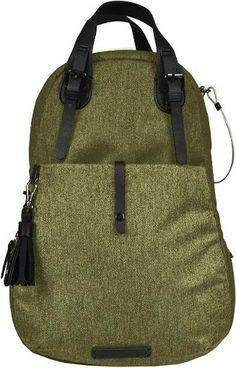 e7f35fed1845 Sherpani Spire Pack - Women s Green Laptop Backpack
