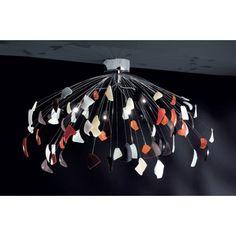 MINITAL LUX LAMPADA DA SOFFITTO DIAM 96