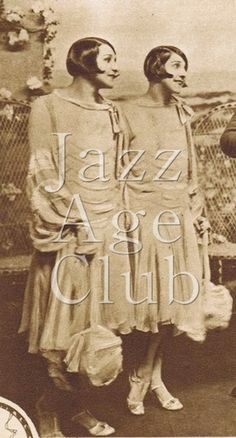 The Dodge Twins in Oh Kay, His Majesty's Theatre, London, 1927 http://www.jazzageclub.com/dancing-duos/the-dodge-twins