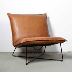Image result for armchair design brown leather