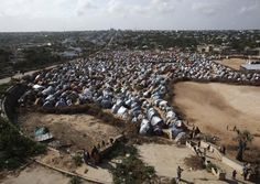 Somalia refugee camp 2013